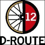 Ausschilderung mit Logo - Oder-Neiße-Radweg