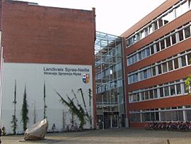 Kreishaus in Forst (L.)