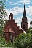 Klosterkirche in Guben, Stadt Guben